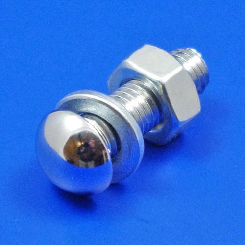 bumper bolt - domed head