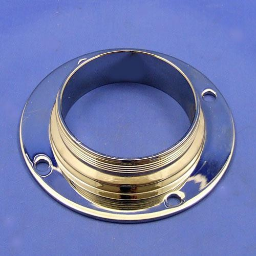 filler cap adapter neck - self colour brass