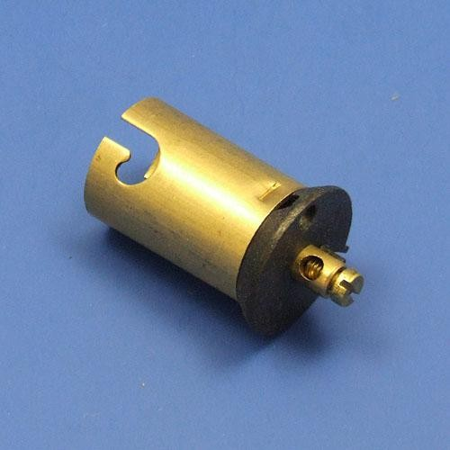bulbholder  - single contact parallel pin