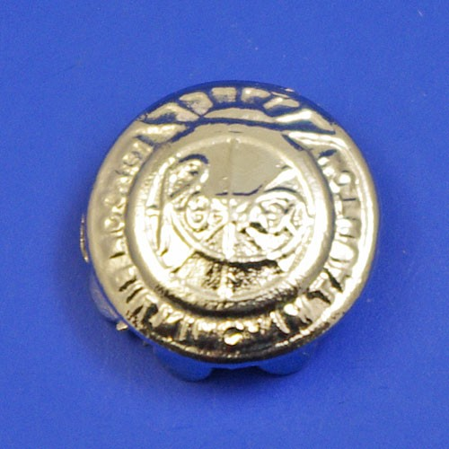 Rotax lamp badge medallion - size L badge