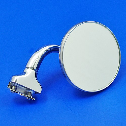 clip on circular mirror 3 inch