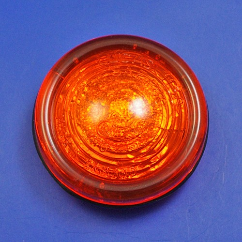 Replacement front lens - Amber lens