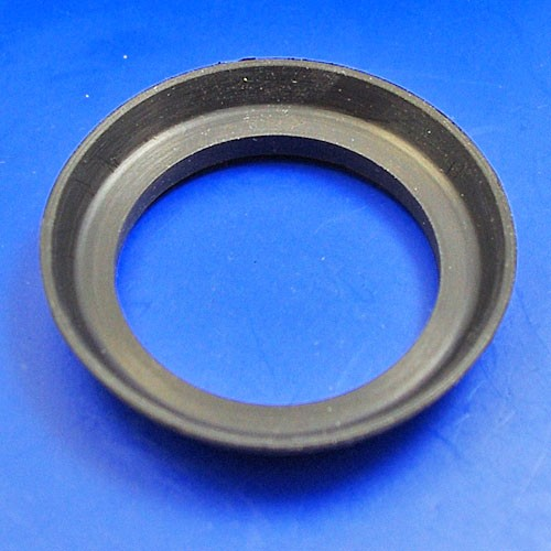 glass retaining rubber ring seal