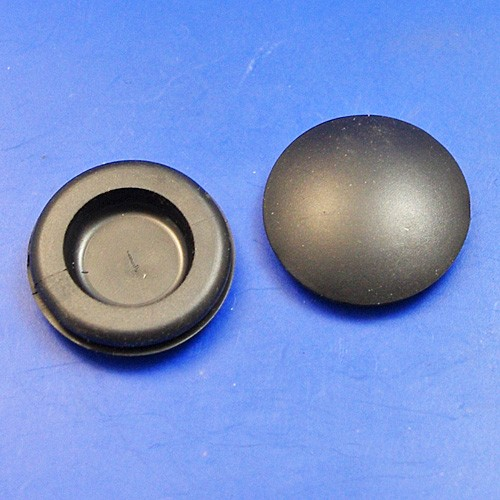 blanking grommet no hole - 25mm panel hole - 25 pieces