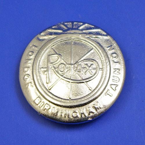 Rotax lamp badge medallion - size F badge