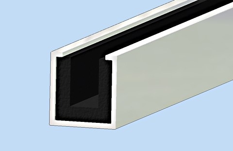 aluminium window channel