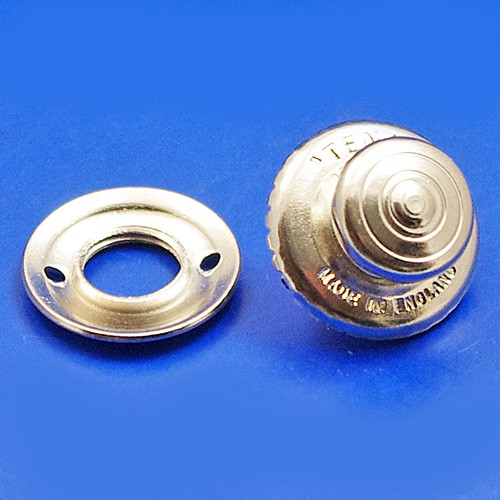 Tenax snap fastener socket
