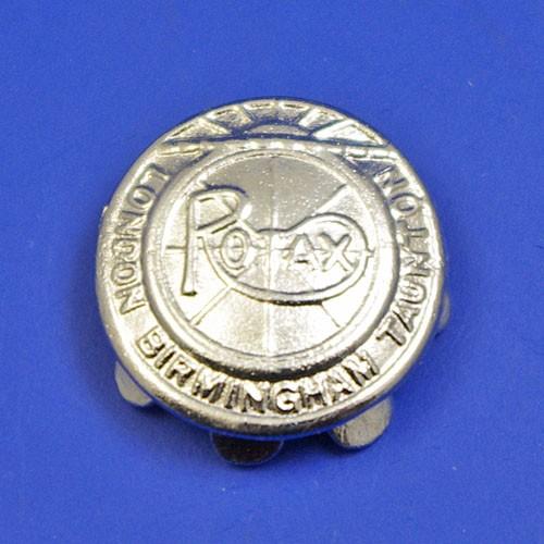Rotax lamp badge medallion - size K badge